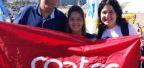 SINPROEP-DF participa de manifestação contra a redução da maioridade