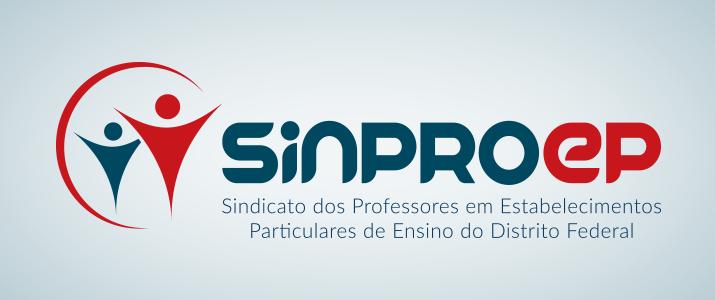 Sinproep-DF lança novo logotipo
