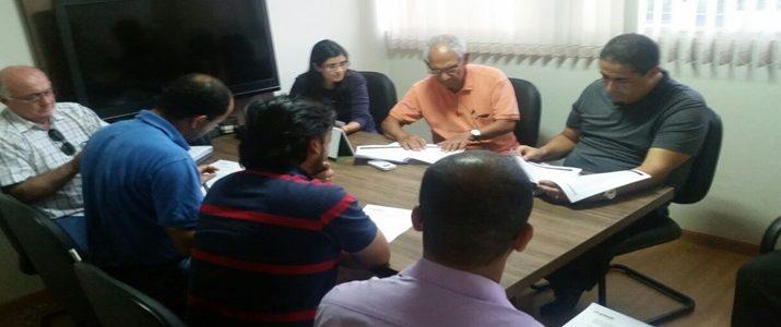 Sinproep reuniu comissão de negociação do Ensino Superior
