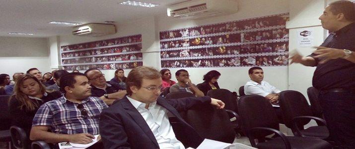 Sinproep reúne representantes de recursos humanos e contábeis de instituições