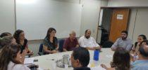 Sindicato participa de reunião sobre calendário e plano de trabalho das creches para 2017