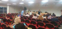 Docentes assistem à palestra sobre Direito Previdenciário