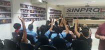 Docentes de creches iniciam greve nesta tarde no Distrito Federal