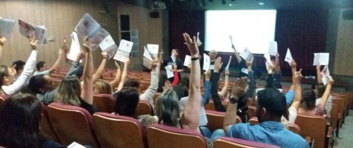 Professores do SESC aprovam Pauta de Reivindicações do Acordo Salarial