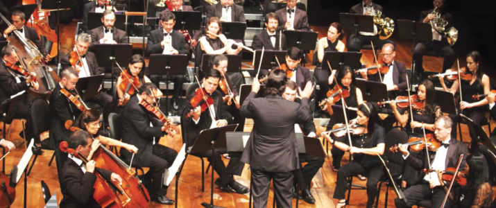 Concerto da Orquestra Sinfônica em homenagem ao dia do Professor